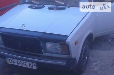 ВАЗ 2107 1988 в Хмельницком