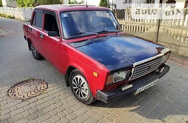 ВАЗ 2107 1987 в Долине