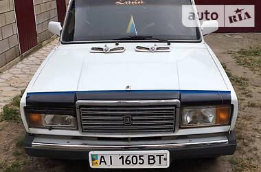 ВАЗ 2107 1987 в Рокитном