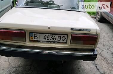 ВАЗ 2107 1989 в Полтаве