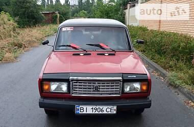 ВАЗ 2107 1983 в Полтаве