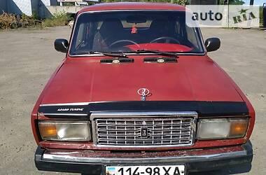 ВАЗ 2107 1995 в Богодухове