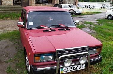 ВАЗ 2107 1987 в Черкассах