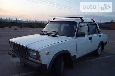 ВАЗ 2107 1987 в Чернигове