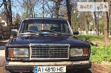 Седан ВАЗ 2107 1990 в Киеве