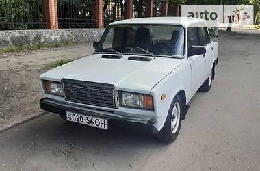 Седан ВАЗ 2107 1988 в Кропивницком
