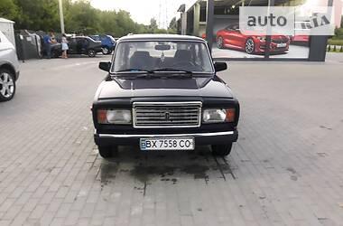 Седан ВАЗ 2107 1998 в Каменец-Подольском