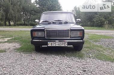 Седан ВАЗ 2107 2003 в Ужгороде