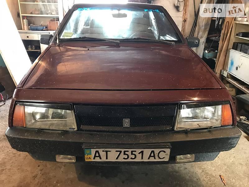 Lada (ВАЗ) 2108 1988 года в Ивано-Франковске