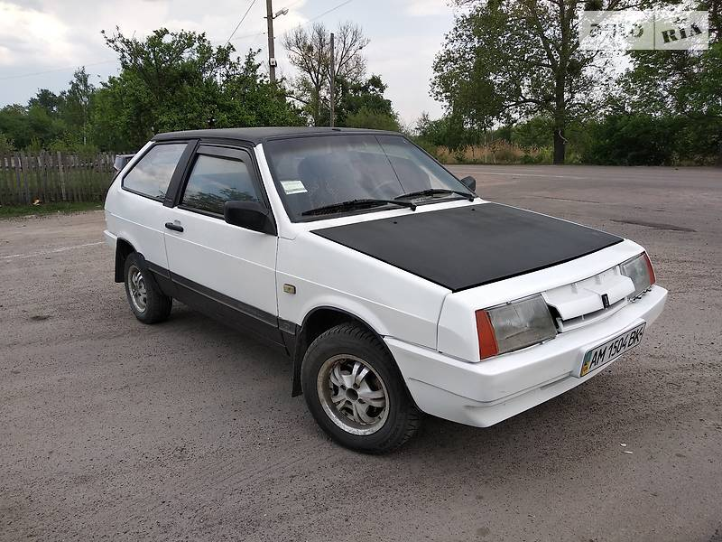 ВАЗ 2108 1987 в Коростене