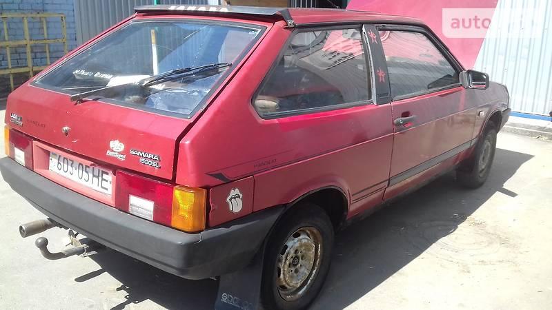 Lada (ВАЗ) 2108 1992 года в Запорожье