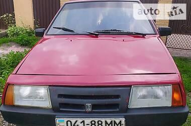 Хэтчбек ВАЗ 2108 1991 в Талалаевке