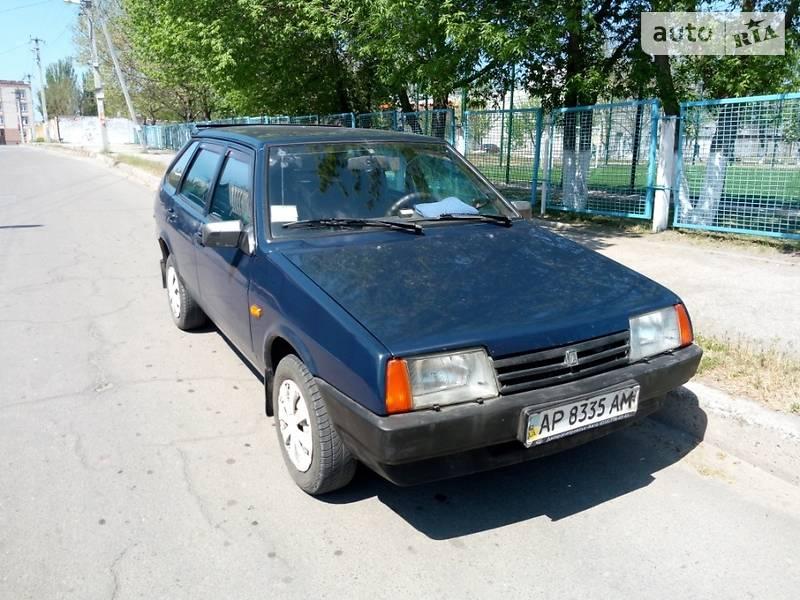 ВАЗ 21093 2006 в Мелитополе