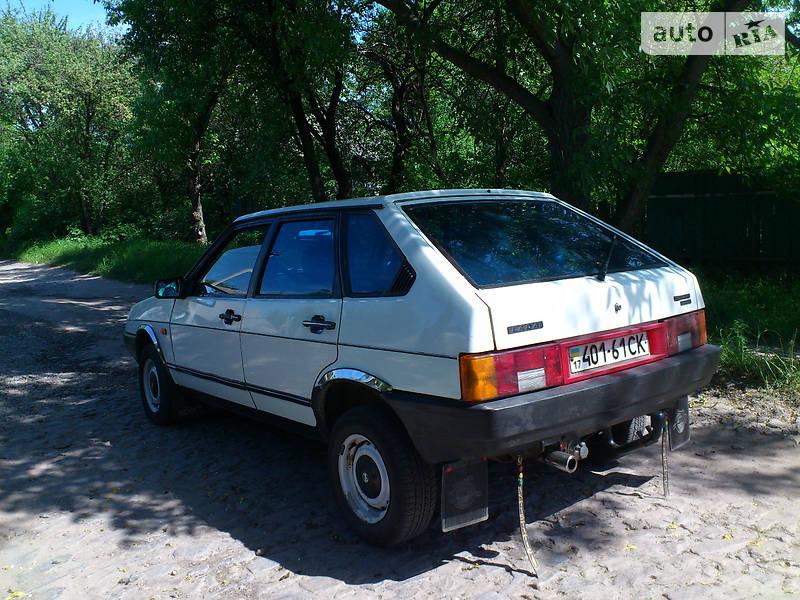 ВАЗ 21093 1989 в Светловодске