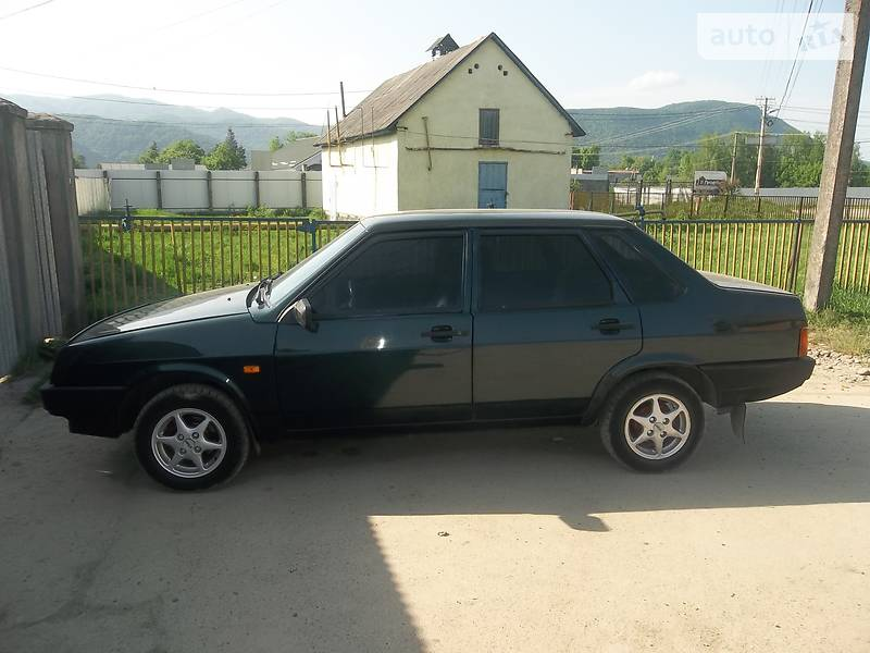 ВАЗ 21099 2003 в Хусті
