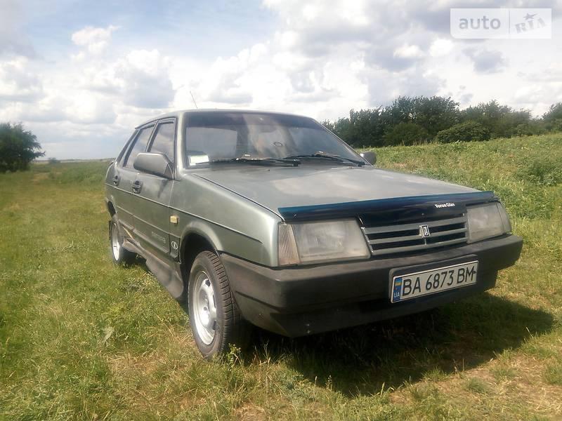 ВАЗ 21099 1997 в Кропивницком