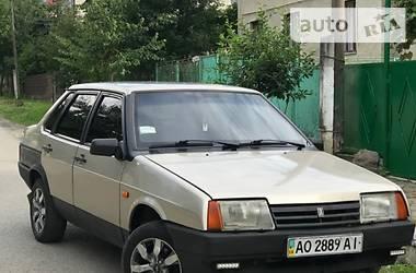 ВАЗ 21099 1998 в Сваляве