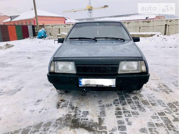 Lada (ВАЗ) 21099 2007 года в Ужгороде