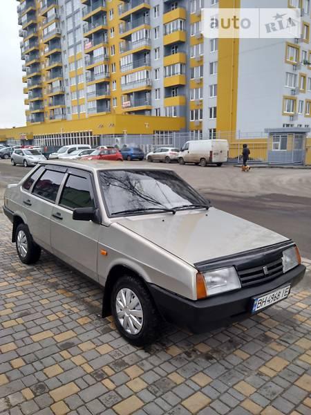 Lada (ВАЗ) 21099 2010 года в Одессе