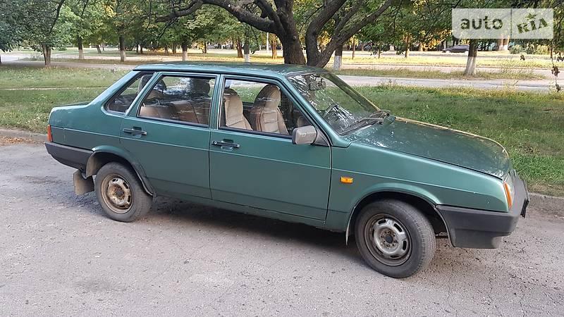 Lada (ВАЗ) 21099 2009 года в Полтаве