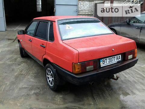 Lada (ВАЗ) 21099 1992 года в Херсоне