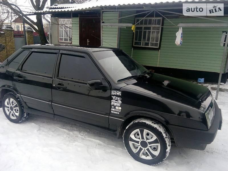 Lada (ВАЗ) 21099 2008 року в Донецьку