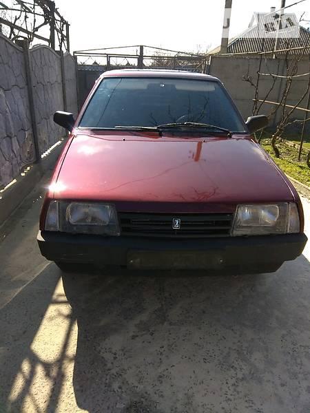 Lada (ВАЗ) 21099 1993 года в Запорожье