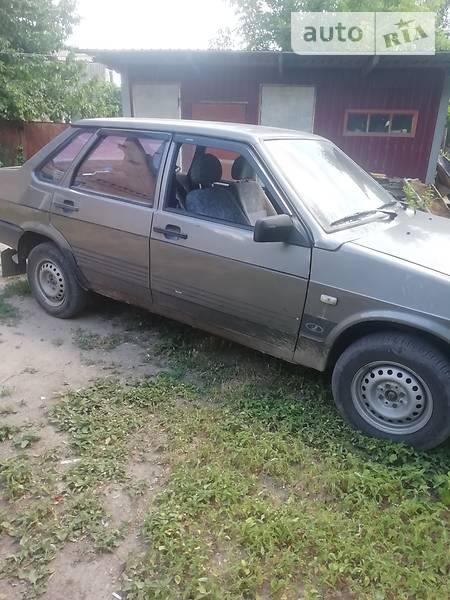 Lada (ВАЗ) 21099 1995 года в Запорожье