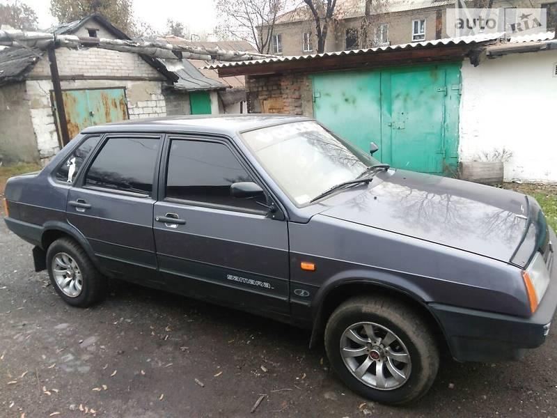 ВАЗ 21099 2001 в Доброполье