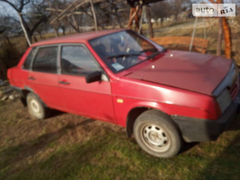 ВАЗ 21099 1993 в Коломые
