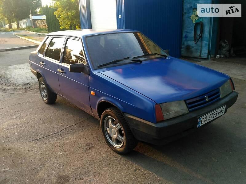 ВАЗ 21099 1994 в Чернобае
