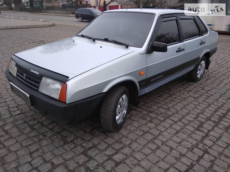 ВАЗ 21099 2002 в Умани