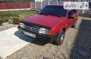 ВАЗ 21099 1998 в Болехове