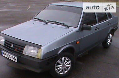 ВАЗ 21099 2008 в Миколаєві