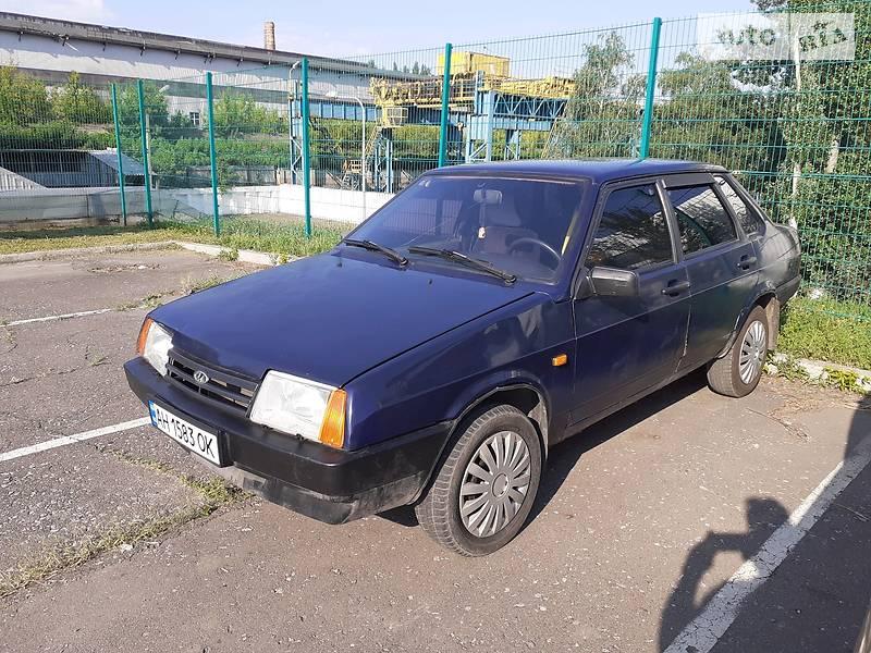 Седан ВАЗ 21099 1997 в Краматорске