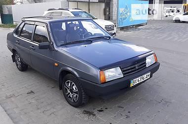 Седан ВАЗ 21099 2007 в Красилові