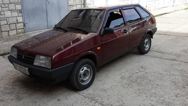 Lada (ВАЗ) 2109 2008 года в Ивано-Франковске