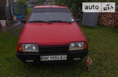 Хэтчбек ВАЗ 2109 1994 в Львове