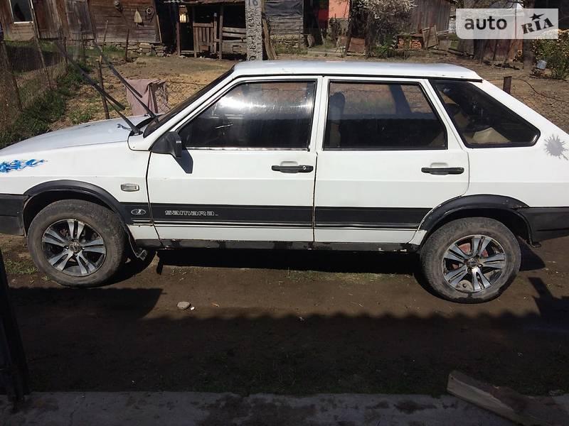 ВАЗ 2109 1995 в Тячеве