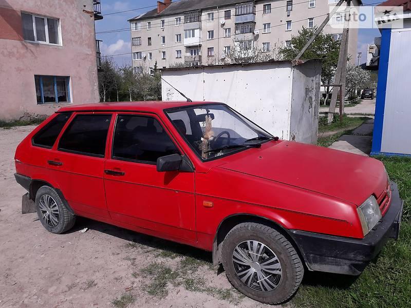 ВАЗ 2109 1991 в Бережанах