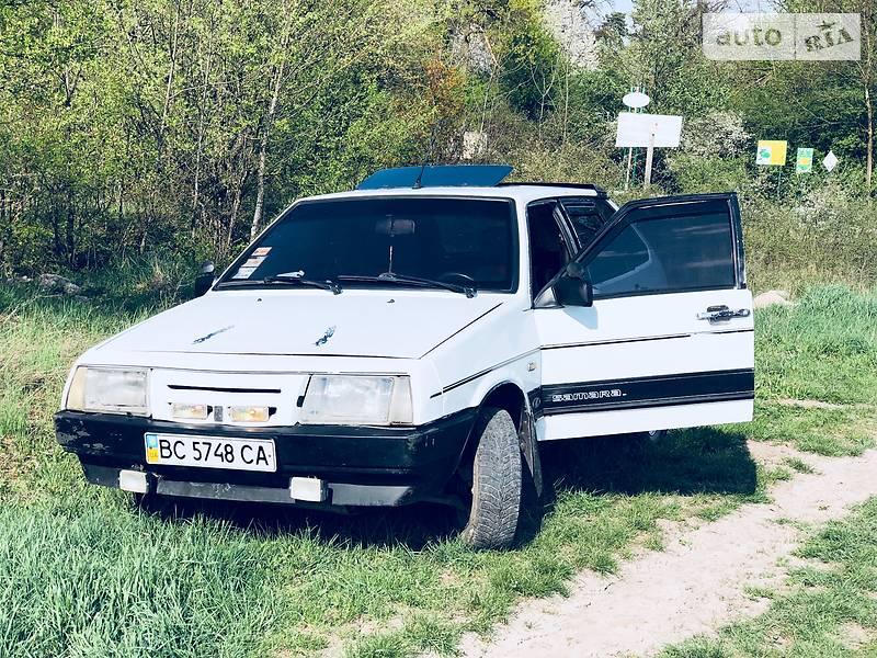 ВАЗ 2109 1994 в Львове