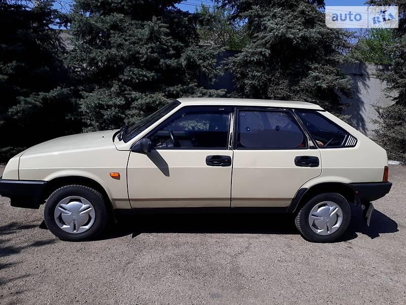 ВАЗ 2109 1989 в Одессе