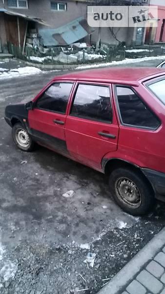 Lada (ВАЗ) 2109 1996 года в Ужгороде