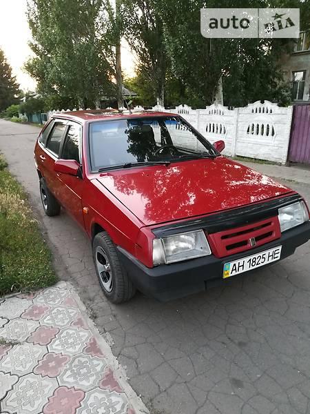 Lada (ВАЗ) 2109 1991 года в Донецке