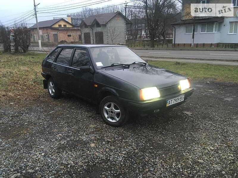 ВАЗ 2109 2003 в Болехове