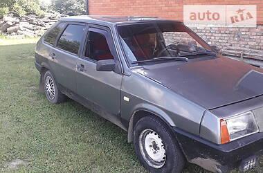 ВАЗ 2109 1991 в Буске