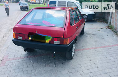 ВАЗ 2109 1988 в Млинове