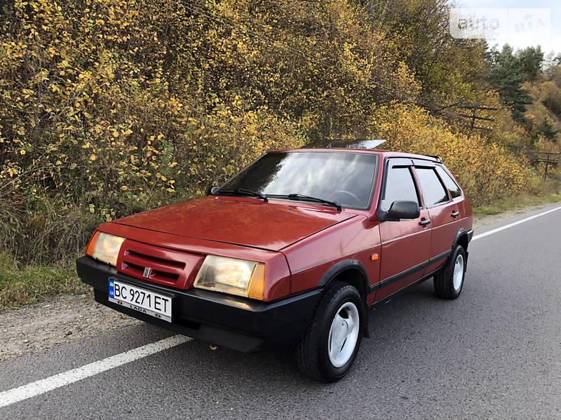 ВАЗ 2109 1992 в Львове