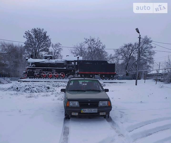 Хетчбек ВАЗ 2109 2005 в Волновасі
