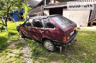 Хэтчбек ВАЗ 2109 1992 в Черновцах